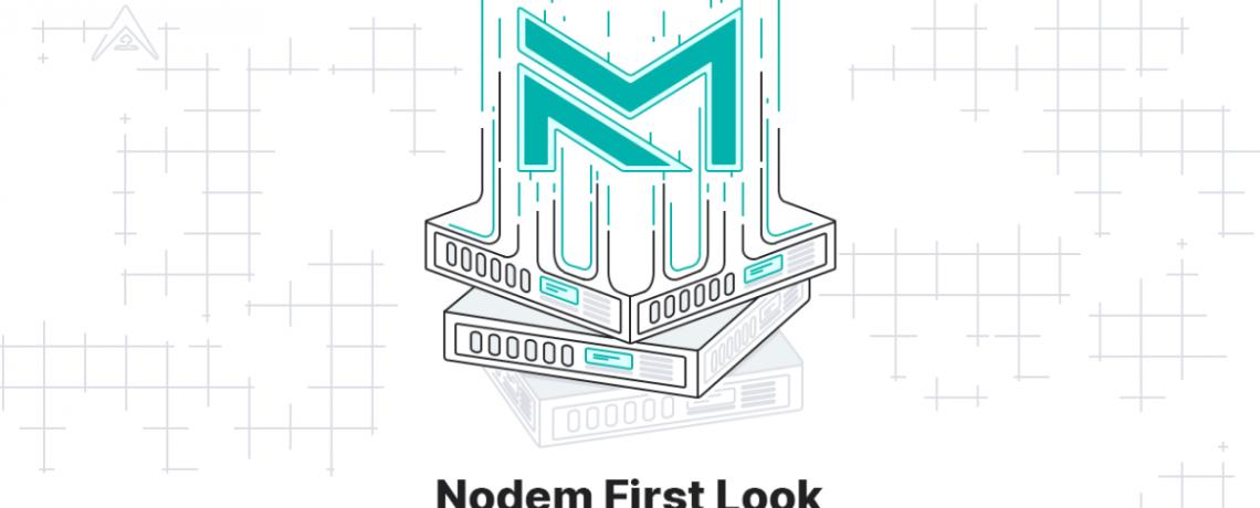 Nodem: Công cụ quản lý node tập trung