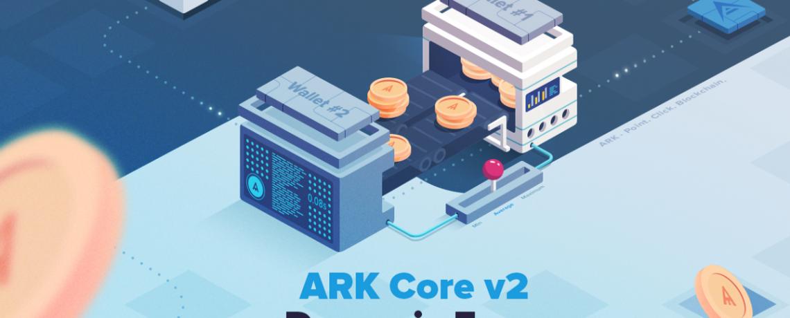 Dynamic Fee trong ARK network hoạt động ra sao